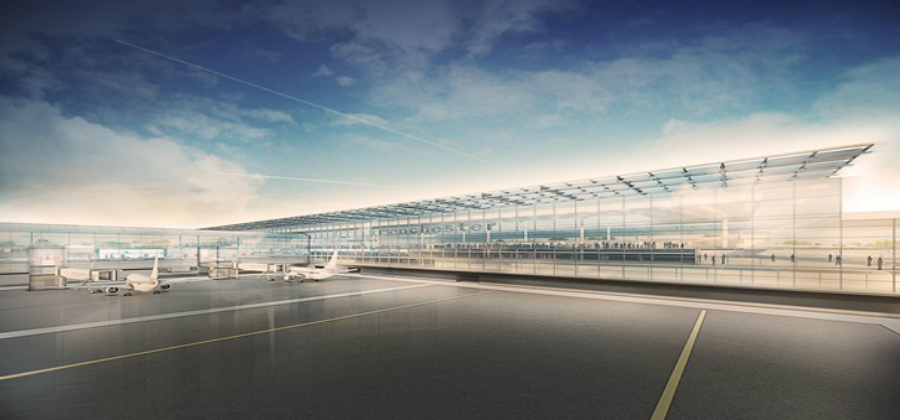 MANCHESTER AIRPORT ARCHITECT WANTED