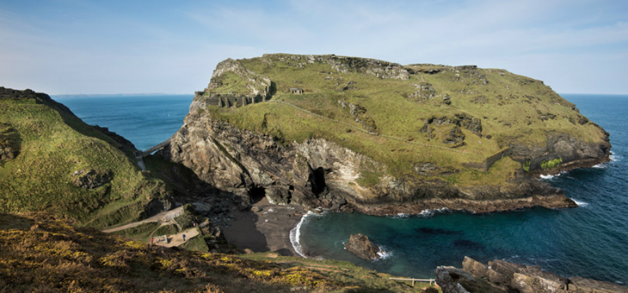 ARCHITECT WANTED FOR TINTAGEL CASTLE/ CORNWALL PROJECT