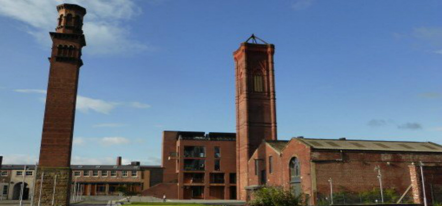 CARILLON CHOSEN FOR LEEDS ENGINE HOUSE