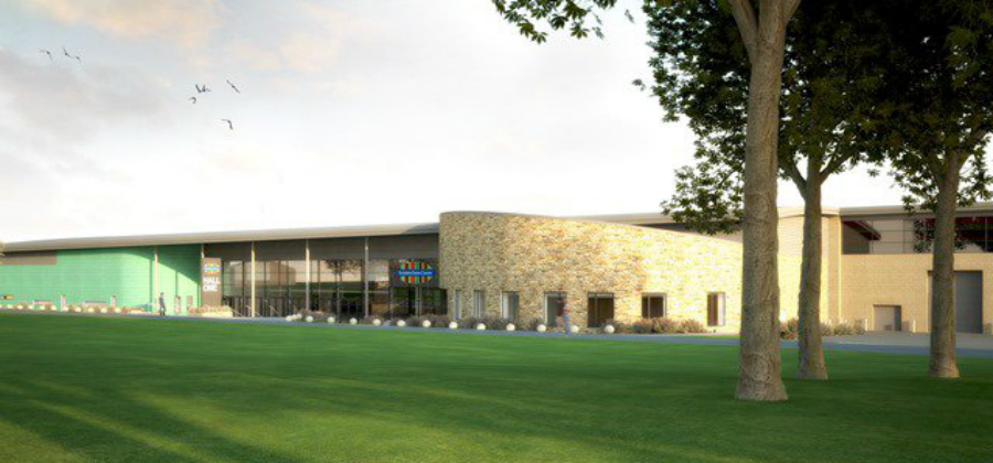 CLUGSTON CONSTRUCTION TO BUILD £10M EVENTS HALL IN YORKSHIRE