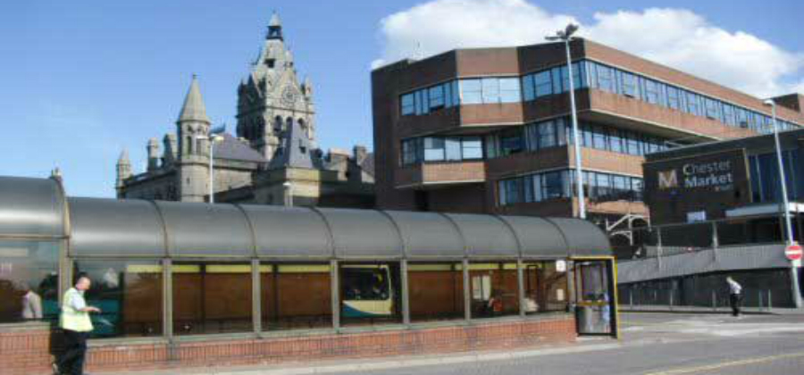 GRAHAM CONSTRUCTION TO BUILD £13.5M CHESTER BUS STATION