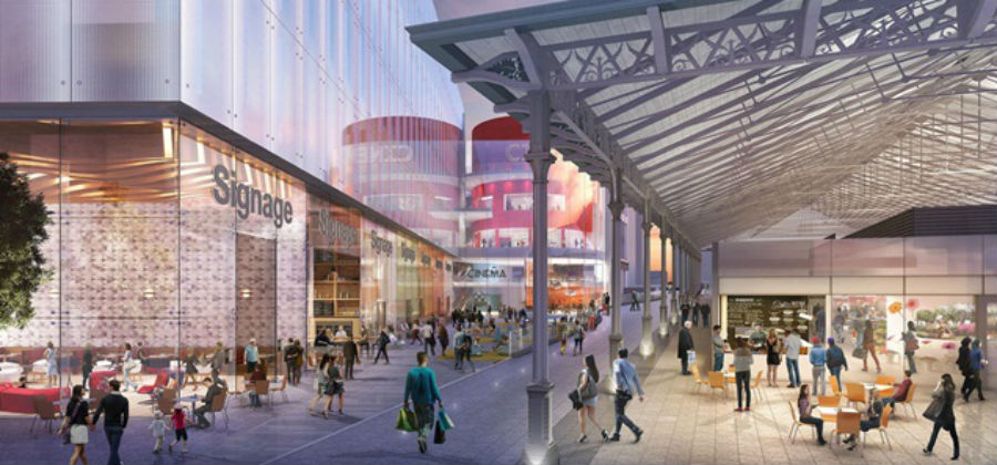ARCHITECT WANTED FOR PRESTON MARKET REGENERATION