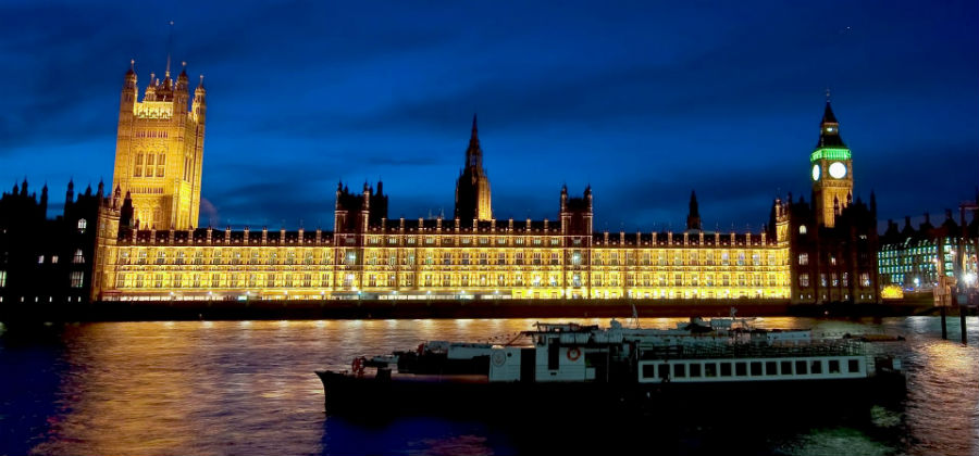 ARCHITECT WANTED FOR HOUSES OF PARLIAMENT