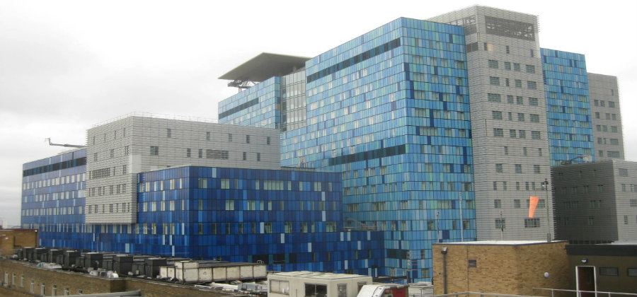 ARCHITECT WANTED FOR ROYAL LONDON HOSPITAL CAMPUS