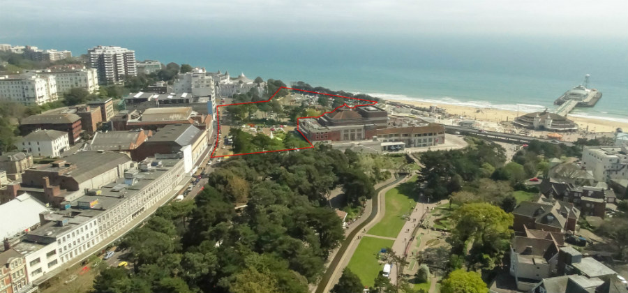 ARCHITECT WANTED FOR £25M BOURNEMOUTH CULTURAL QUARTER