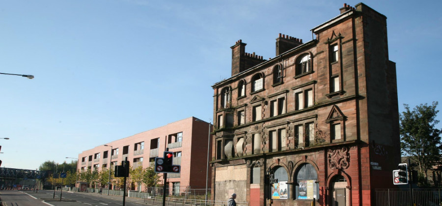 ARCHITECT WANTED FOR £2.25M GLASGOW RESTORATION PROJECT