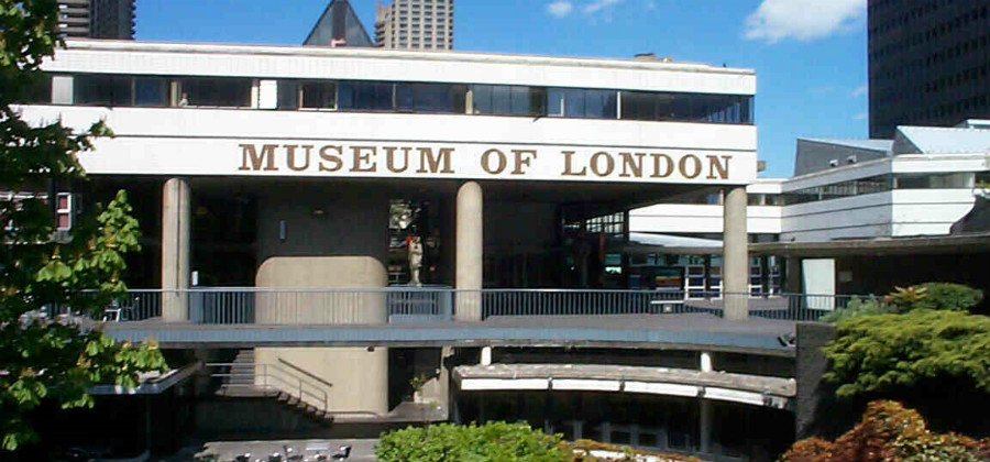 ARCHITECT WANTED FOR THE MUSEUM OF LONDON