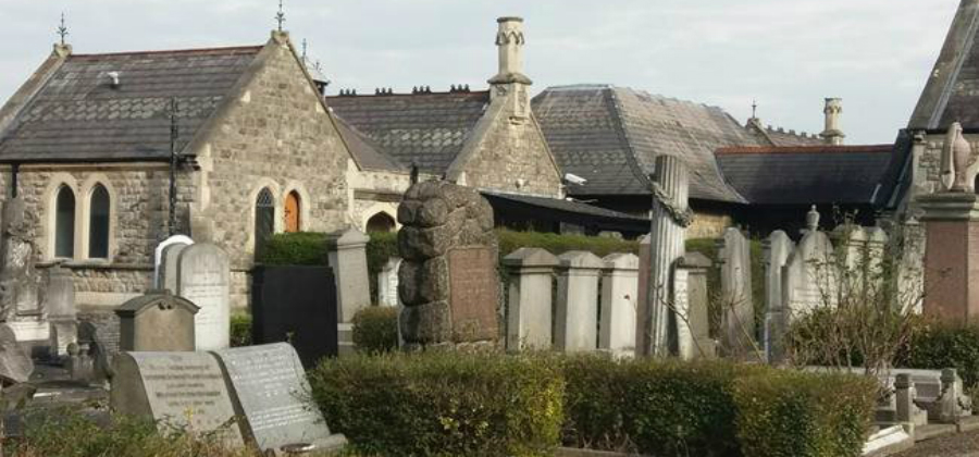 ARCHITECT WANTED FOR WILLESDEN JEWISH CEMETERY, LONDON